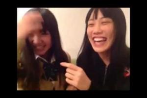 ももクロ 有安杏果が笑うだけの幸せな動画